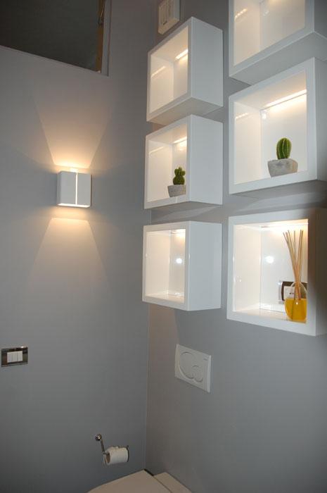 Parete Dietro Divano ~ Idee per il design della casa