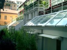 Riqualificazione palazzina via Lomazzo Milano