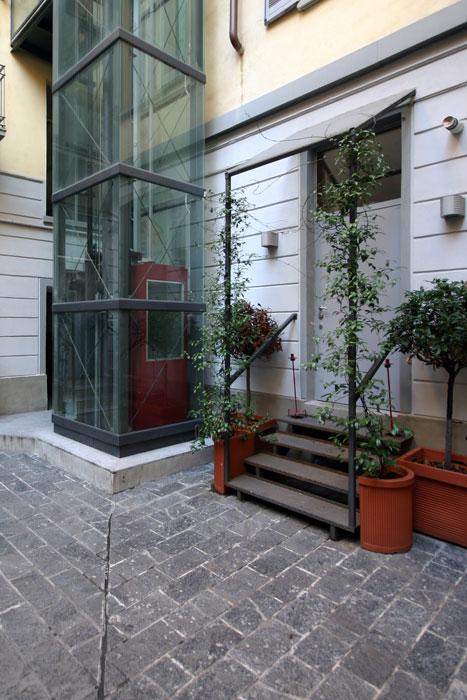 Ristrutturazione e recupero sottotetti via Settala Milano
