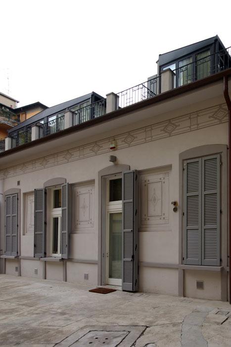 Palazzina Via Filarete Milano